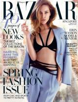 Erin Wasson for Harper's Bazaar Singapore